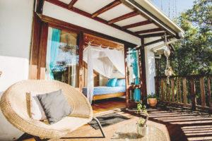 Byron Beach House - Bedroom Balcony